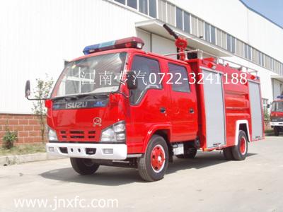 北省随州市北郊汽车工业园-江南江特牌消防车系列产品大全高清图片